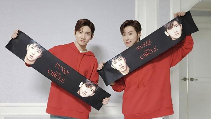 TVXQ merupakan salah satu boyband besar yang berkarir cukup lama dan membuka jalan Kpop ke Jepang dan Asia