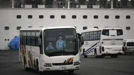 Kemlu Sebut 9 WNI Positif Corona di Jepang Kru Kapal Pesiar