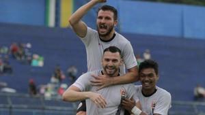 Persija Lolos ke Final Piala Gubernur Jatim 2020