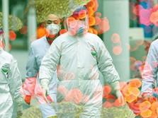 Kasus Corona Tambah 1.700 Orang, Korban Tewas Kini 2.000