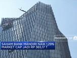 Anjlok 3,96%, Market Cap Telkom Disalip Bank Mandiri