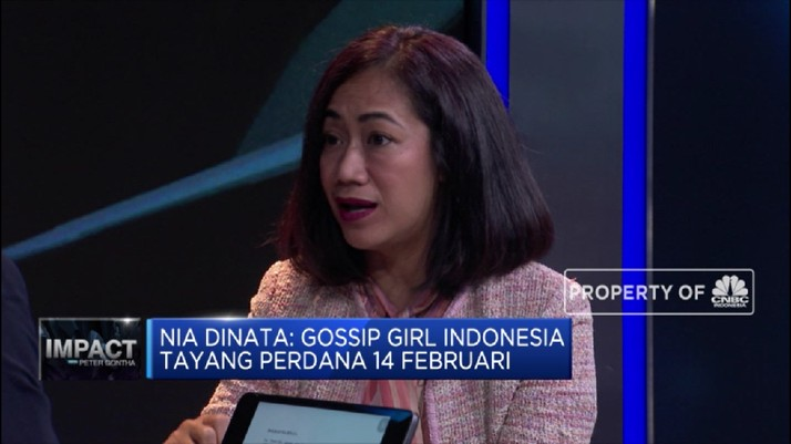 Wow! Ini Dia Gossip Girl Indonesia! Karya Nia Dinata