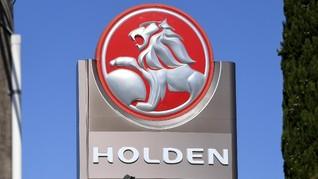 GM Suntik Mati Merek Mobil Australia Holden