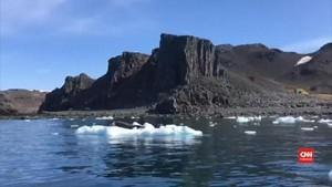 VIDEO: Antartika Capai Suhu Terpanas 20 Derajat Celcius