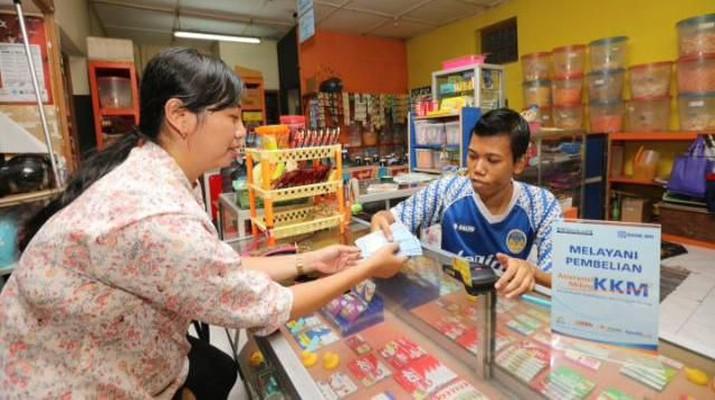 Salah satu upaya perseroan yakni terus menambah jumlah layanan branchless banking yakni Agen BRILink di seluruh Indonesia.