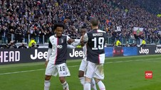 VIDEO: Tanpa Ronaldo, Juventus Kalahkan Brescia 2-0