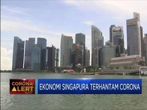 Ekonomi Singapura Terhantam Akibat Corona