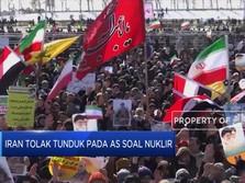 Iran 'Emoh' Ikuti Mau As Soal Nuklir