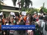 238 WNI di Natuna Resmi Dipulangkan ke Rumah Masing-Masing