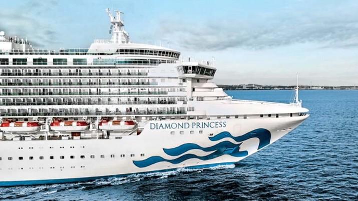 WNI yang terkena corona di Kapal Diamond Princess kini bertambah jadi 9 orang