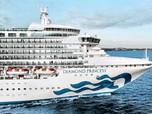 Intip Mewahnya Kapal Diamond Princess yang Terjebak Corona