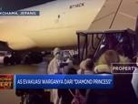 AS Pilih Evakuasi Warganya Sendiri dari Diamond Princess