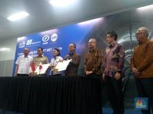 Paket Kontrak Proyek MRT HI-Kota Rp4,5 Triliun Resmi Diteken