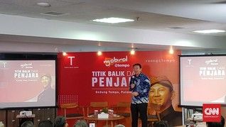 Ahok Mengaku Sempat Marah pada Semua Orang, Termasuk Jokowi