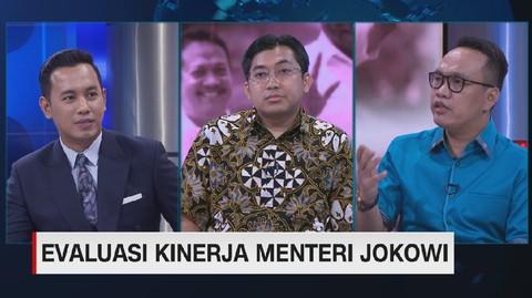 VIDEO: Evaluasi Kinerja Menteri Jokowi