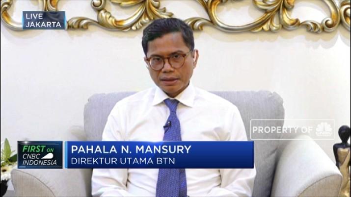 Pahala Mansury: Target Laba BTN di 2020 Capai Rp 2,5 Triliun (CNBC Indonesia TV)