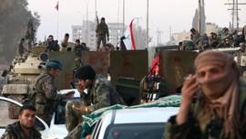 Rusia-Turki Sepakat Gencatan Senjata di Idlib