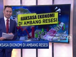 Raksasa Ekonomi di Ambang Resesi