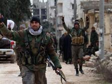 Israel Lancarkan Serangan ke Suriah Timur, 57 Orang Tewas!
