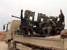 Dibombardir Rudal, Ekonomi Suriah Rugi Ribuan Triliun Rupiah