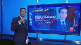 VIDEO: Isu Omnibus Law yang Menuai Banyak Sorotan Negatif