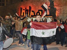 Usai Pukul Pemberontak, Bandara Aleppo Suriah Segera Dibuka