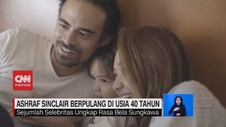 VIDEO: Ashraf Sinclair, Suami BCL Meninggal Dunia