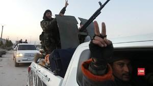 VIDEO: Pasukan Suriah Rebut Kembali Aleppo dari Pemberontak