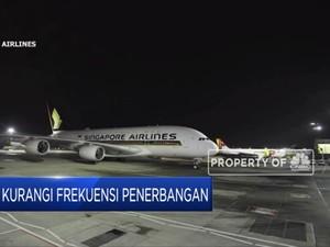 Waduh!! Singapore Airlines Kurangi Jumlah Penerbangan
