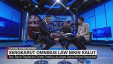 VIDEO: Omnibus Law Mengurusi Pers