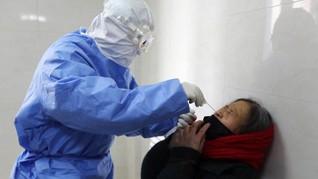 Korban Meninggal Virus Corona Capai 2.345 Jiwa
