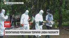 VIDEO: Tim Gabungan Kembali Angkut Tanah Terpapar Radiasi