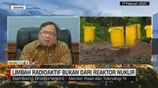 VIDEO: Limbah Radioaktif Bukan dari Reaktor Nuklir
