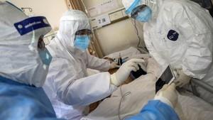 Direktur RS Wuhan Meninggal hingga 3 WNI Positif Virus Corona