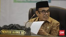 Menteri Agama Beda dengan Jokowi Soal Kasus Gereja di Kepri