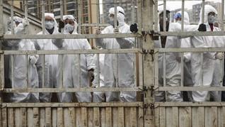512 Orang di Penjara China Terinfeksi Virus Corona