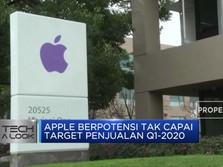 Apple Berpotensi Tak Capai Target Penjualan pada Q1-2020