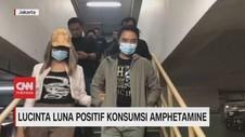VIDEO: Lucinta Luna Positif Konsumsi Amphetamine