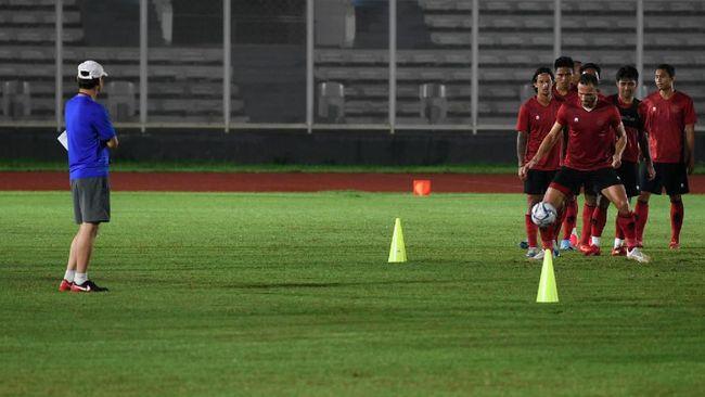 Shin Tae Yong Beri Diet Wajib Pemain Timnas Indonesia