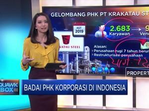 Badai PHK Korporasi di Indonesia