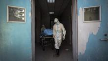 Mimpi Buruk Warga Irak Kesulitan Makamkan Jasad Korban Corona