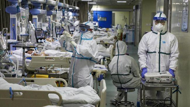 AS Catat Lonjakan Kematian Harian akibat Corona, Tembus 1.736
