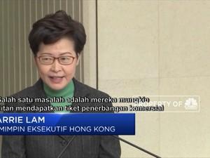 Lam: Warga Hong Kong di Kapal Diamond Harus Karantina Lagi