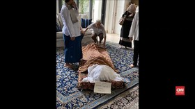 VIDEO: Ashraf Sinclair Tutup Usia Diduga Serangan Jantung