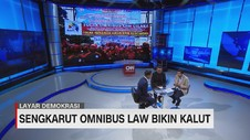 VIDEO:Penumpang Gelap Berpeluang Menunggangi Omnibus Law