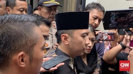 Ashraf Meninggal, Ibas Yudhoyono Turut Rasakan Duka BCL