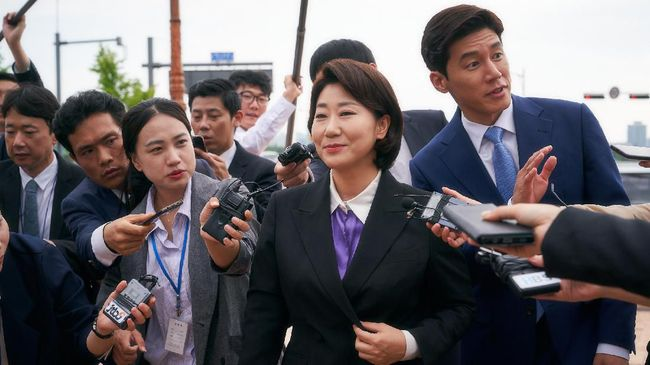 Box Office Korea Pekan Ini, Honest Candidate