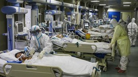 Saham-saham di Dunia 'Terinfeksi' Virus Corona