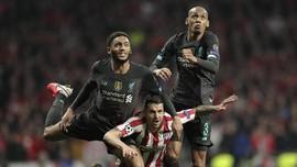 Liverpool Disebut Miskin Kreativitas Saat Kalah dari Atletico