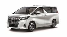 MPV 'Mewah' Jadi Modal Toyota di Awal 2020